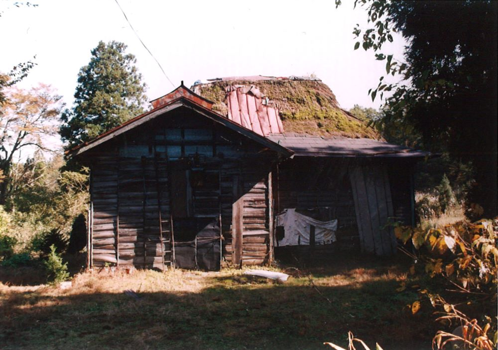 Another old kominka farm house in Taketokoro, Karl Bengs bought and revived